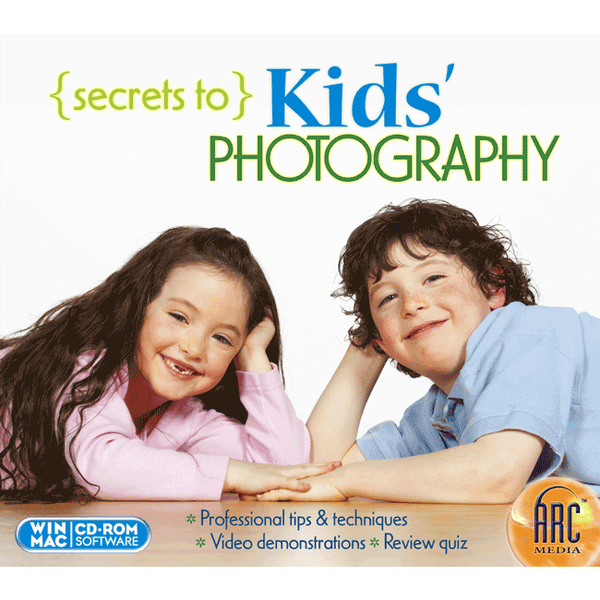 Secrets to Kids' Photography