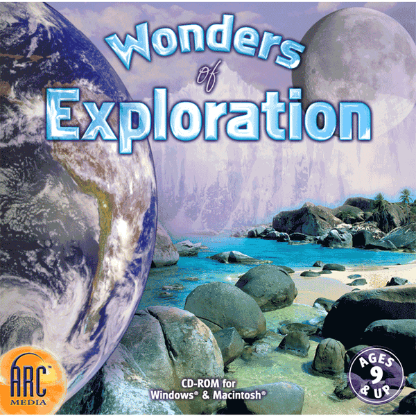 Wonders of Exploration (Download)