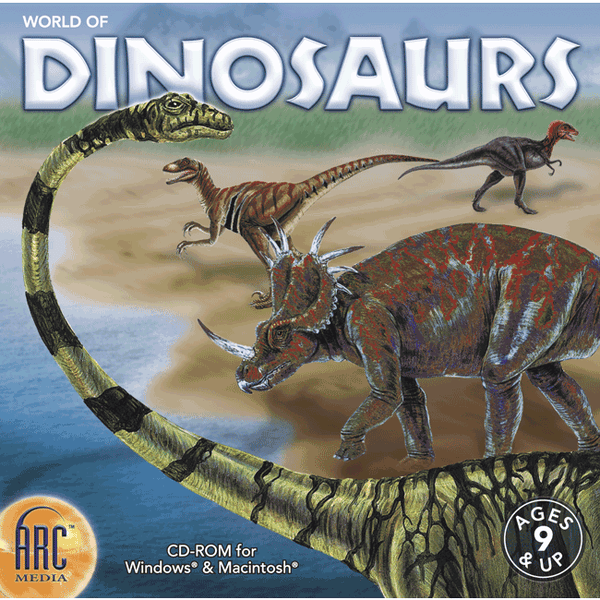 World of Dinosaurs (Download)