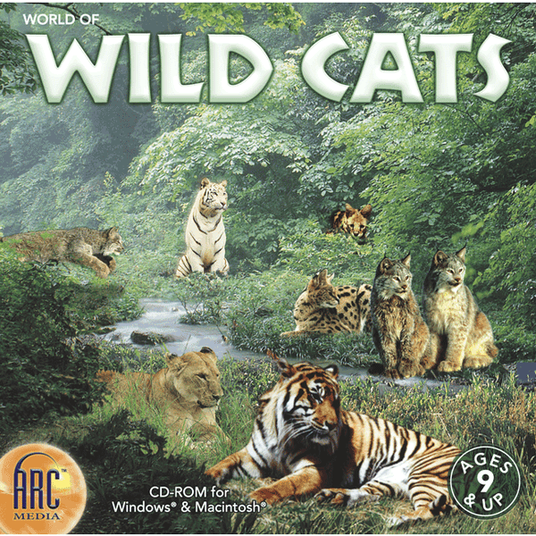 World of Wild Cats (Download)