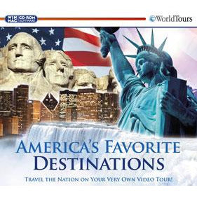 World Tours: America's Favorite Destinations (Download)