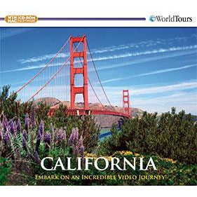 World Tours: California (Download)