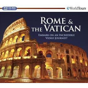 World Tours: Rome & The Vatican (Download)