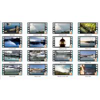 Magnificent Landscapes 2 HD 720p Motion Loops (Download)