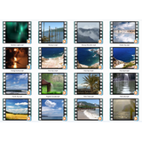 Vivid Landscapes 2 GIF Motion Loops (Download)