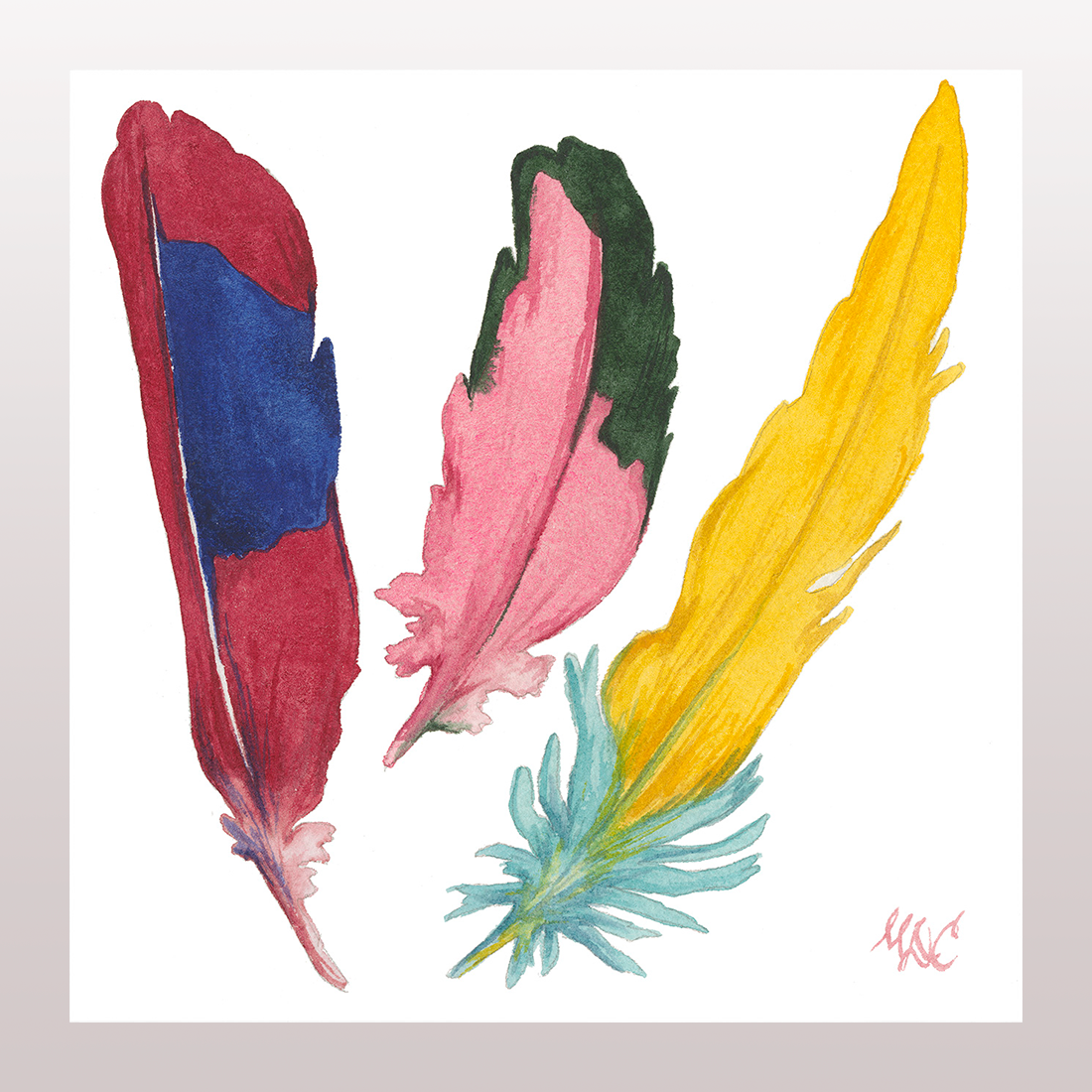 Feathers #6