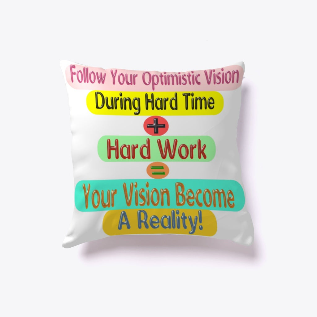 Unique Indoor Pillow Expression For Your Home Design!