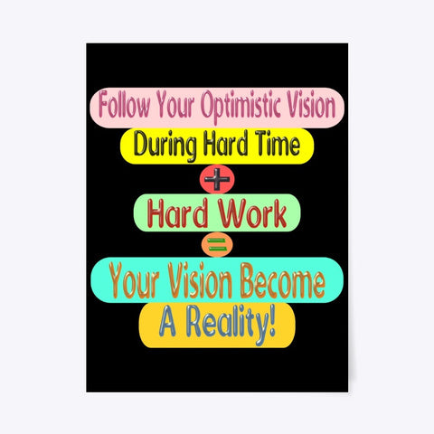 Success Formula Poster Design For Your Home Decoration And Office Decoration 756