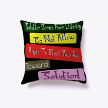 Load image into Gallery viewer, Unique Indoor Pillow Expression For Your Home Design!