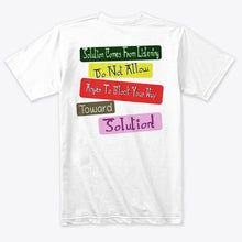 Load image into Gallery viewer, Unique Triblend Tee Motivational Design