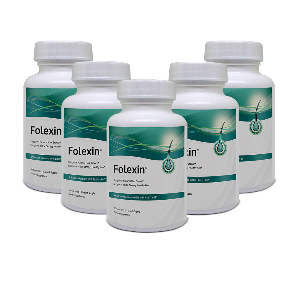 Folexin Natural Hair Health Support