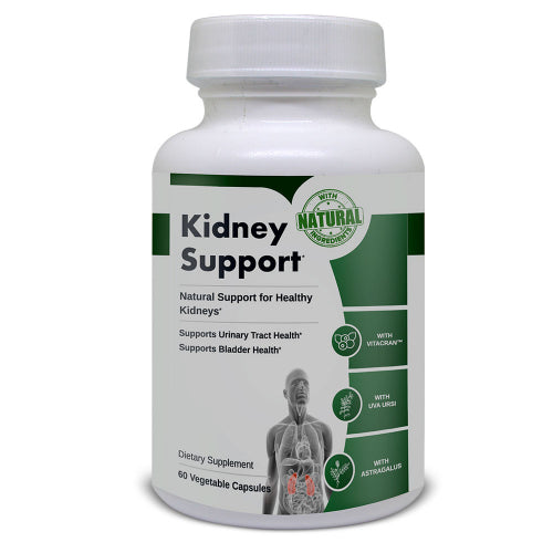 Natural Kidney Health Support