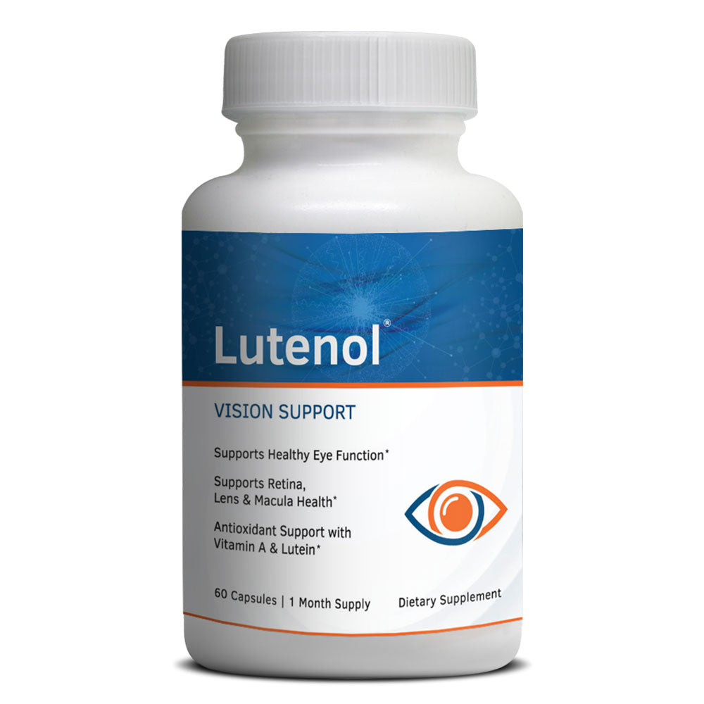 Lutenol Natural Vision Health Support
