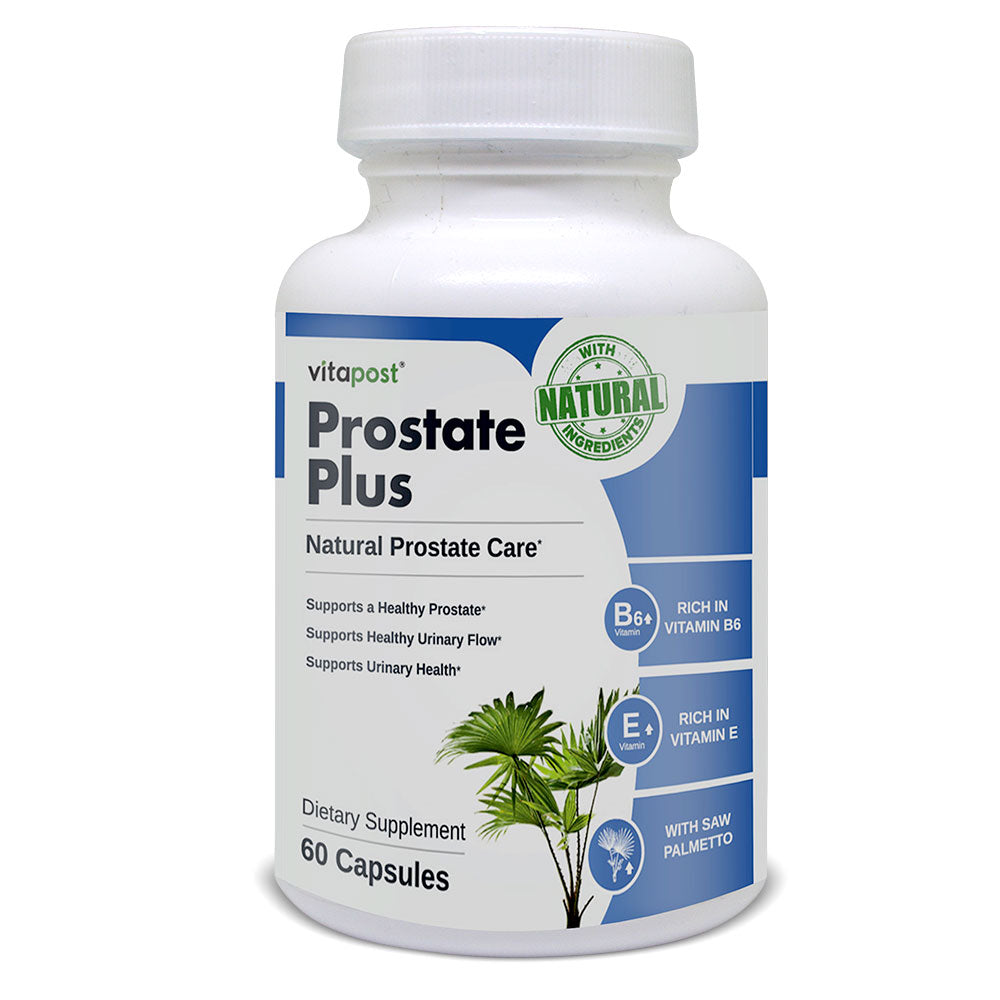 Natural Prostate Plus Health Support