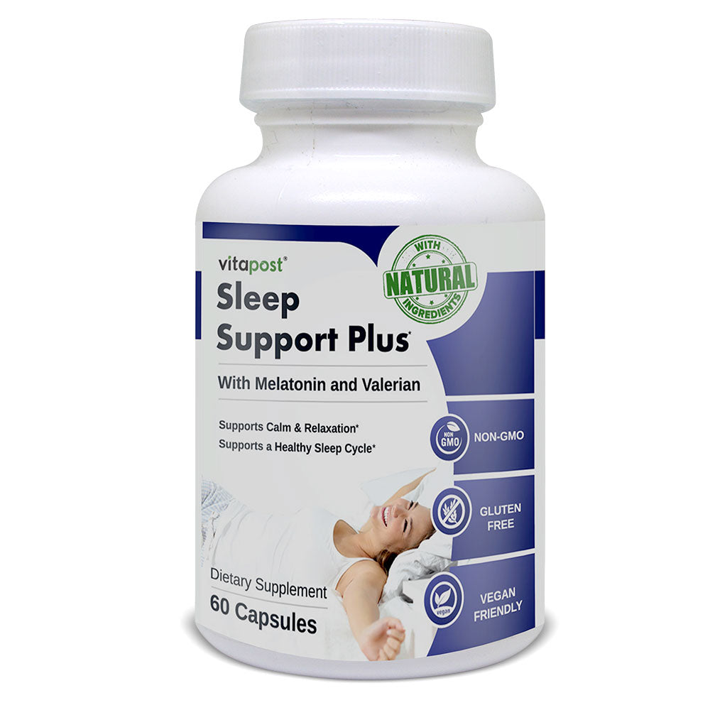 Natural Sleep Health Support