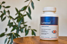 Load image into Gallery viewer, Lutenol Natural Vision Health Support