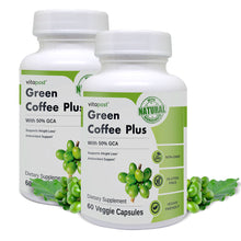 Load image into Gallery viewer, Green Coffee Plus Natural Healthy Weight Loss Support