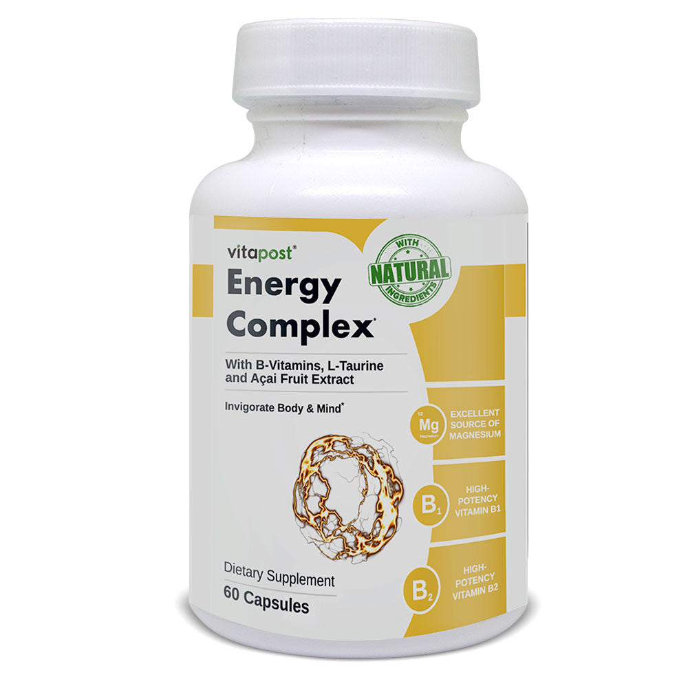 Natural Energy Complex Health Support