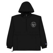 Load image into Gallery viewer, Embroidered Champion Packable Jacket