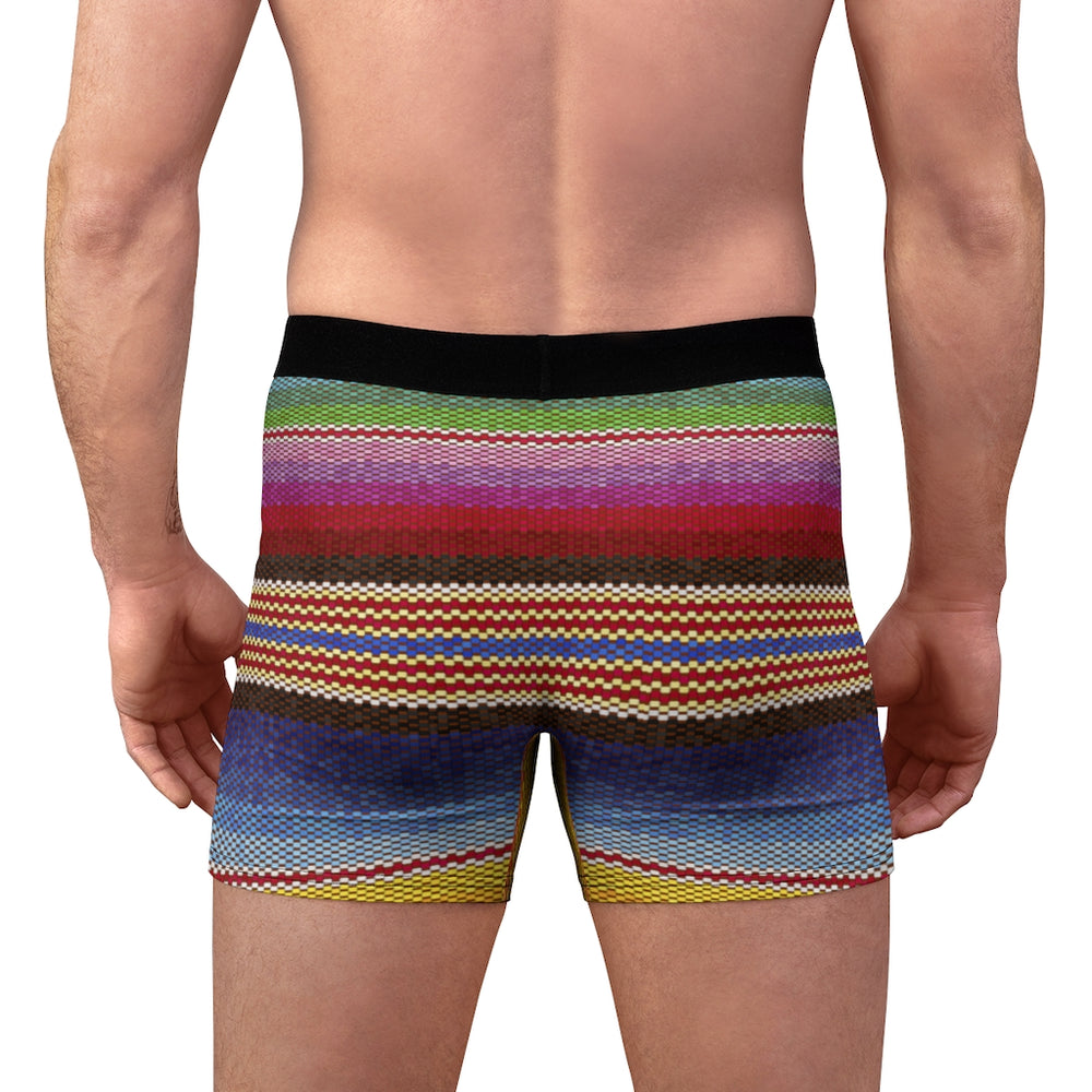 Boxer Briefs Poncho Dreams Green Serape