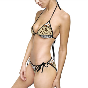 Women's Bikini Swimsuit Predators: 3