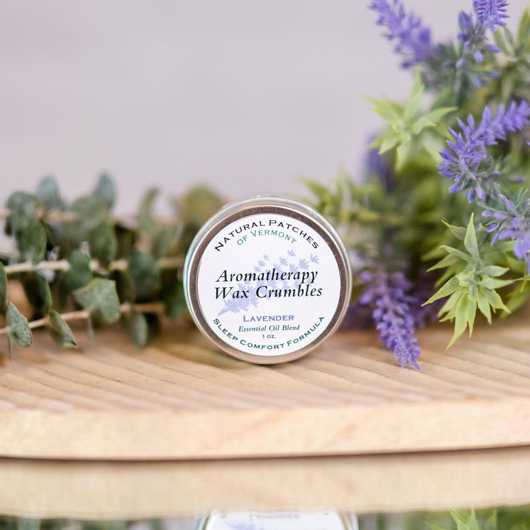 Lavender Aromatherapy Wax Crumbles