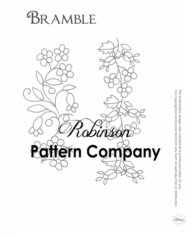 Hand Embroidery Collection Tagged Border Patterns Robinson