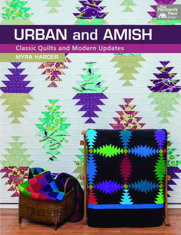 Urban and Amish Quilt Book