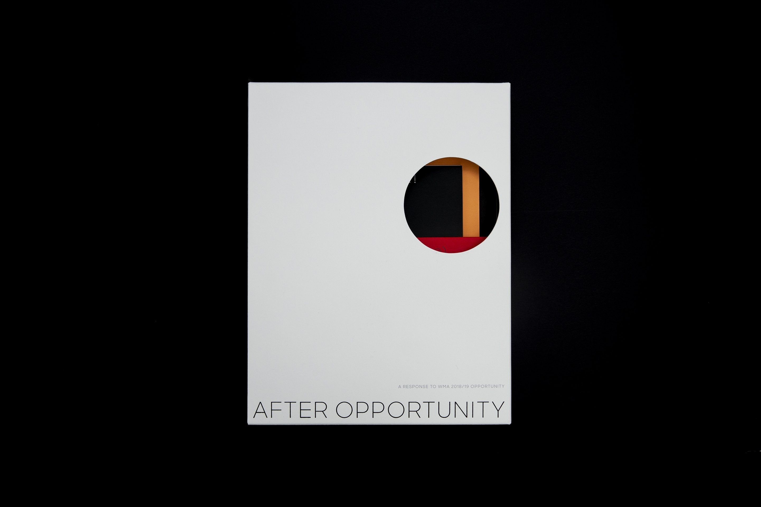 After Opportunity 機遇之後