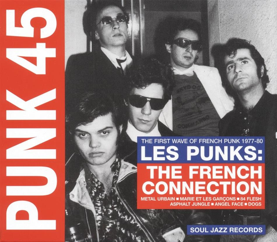 Soul Jazz Records - Les Punks: The French Connection