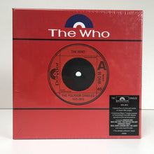 "Load image into Gallery viewer, The Who - 1975 - 2015 7"" Boxset"
