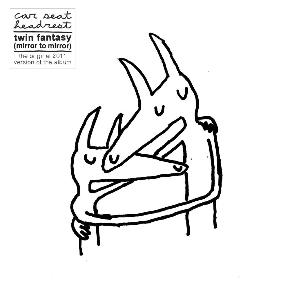 Car Seat Headrest - Twin Fantasy (Mirror to Mirror)