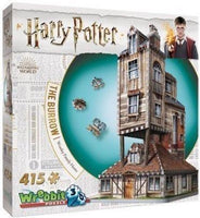 Harry Potter The Burrow - Wrebbit 3D puzzel