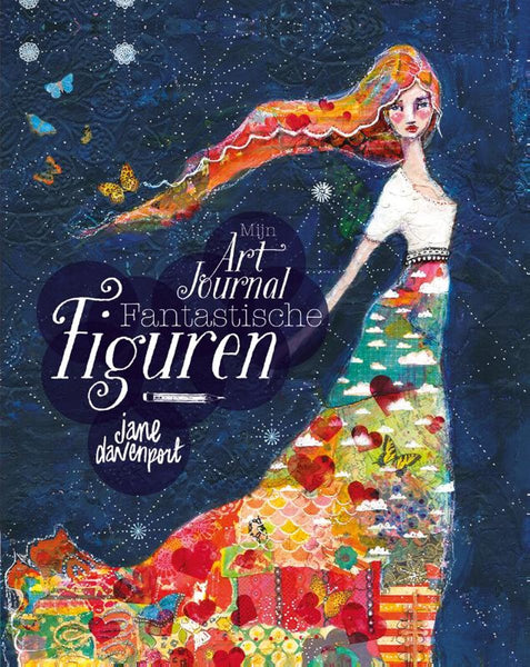 Mijn Art Journal - Fantastische Figuren