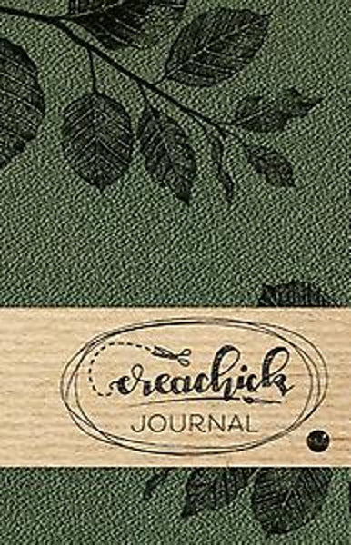 CreaChick bullet journal - Groen