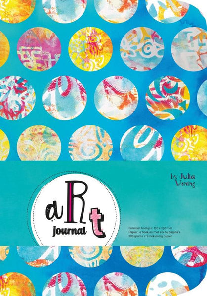 Art journal - by Julia Woning
