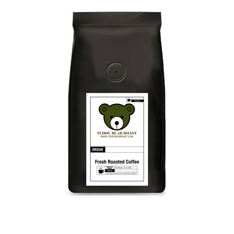 Tactical Teddy's Breakfast Blend