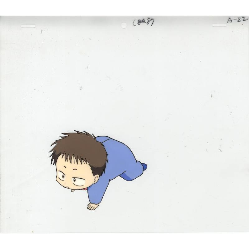 Original Baby and Me Anime Cel