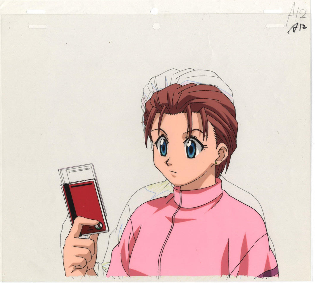 Original Hunter x Hunter  Anime Cel