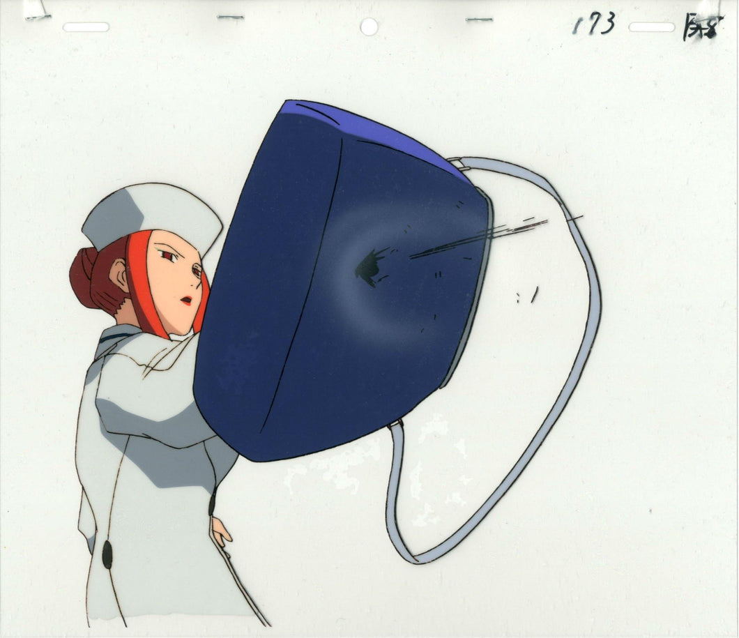 Original Turn A Gundam Anime Cel