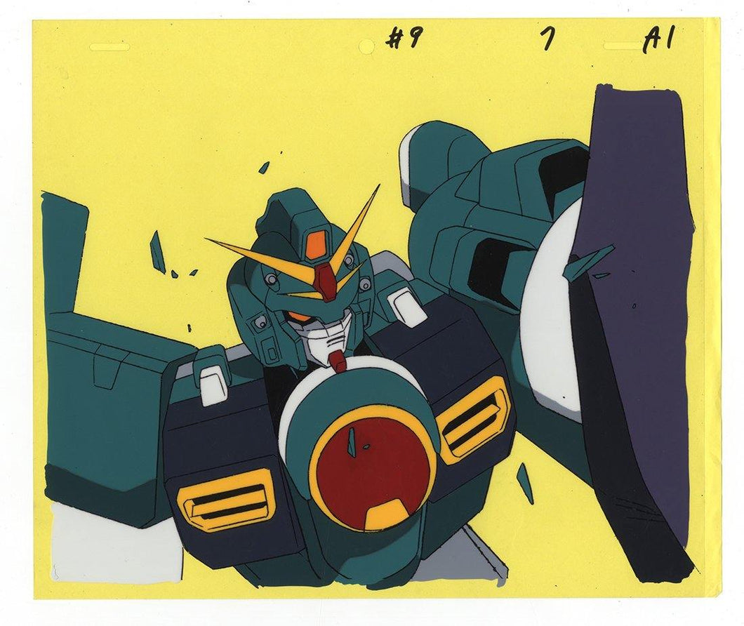 Original After War Gundam X Anime Cel