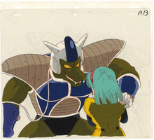 Load image into Gallery viewer, Original Dragon Ball Z  Anime Cel