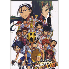 Load image into Gallery viewer, Original Yowamushi Pedal Anime Booklet