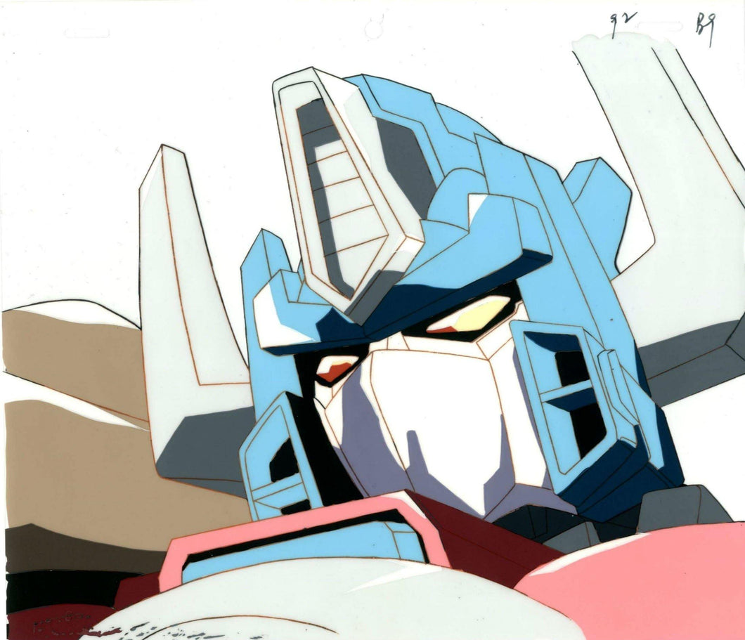 Original Transformers  Anime Cel
