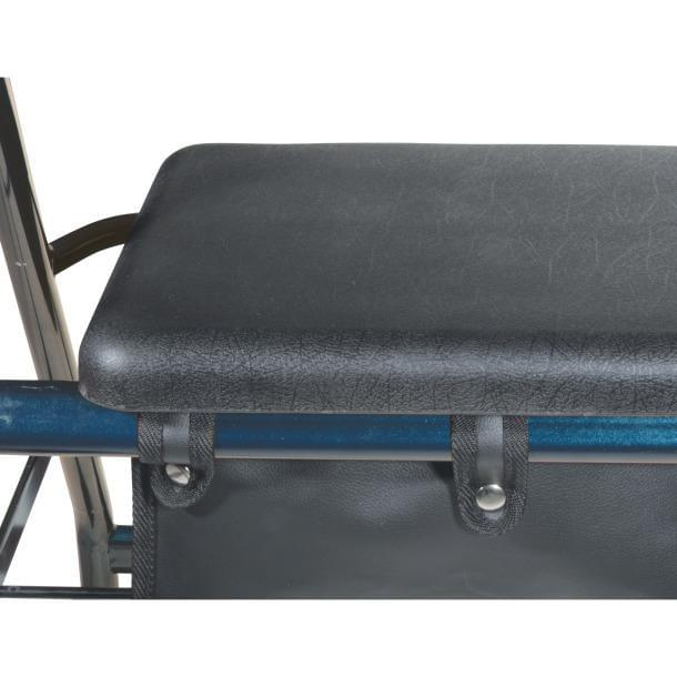 "Drive Aluminum Rollator, 6"" Casters - Drive Medical"