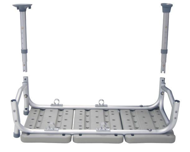 Three Piece Transfer Tub Bench - Drive Medical