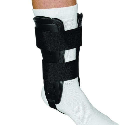 BlueJay Universal Gel Ankle Support w/ Hard Exterior Shell.
