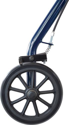 ProBasics Medical Rolling Walker With Wheels 6-Inch Wheels.
