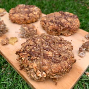 Energy Oat Cookies