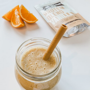Freaky Fresh Orange Smoothie